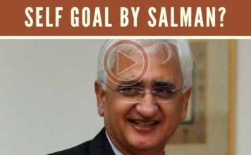 सलमान खुर्शीद की गूगली: राजेश सिंह के साथ एक चर्चा