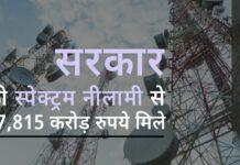 अरबपति मुकेश अंबानी की जियो ने सरकार द्वारा नीलाम किए गए दूरसंचार स्पेक्ट्रम के आधे से अधिक हिस्से को हासिल कर लिया!