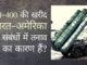क्या भारत-अमेरिका संबंध भारत द्वारा की गयी एस-400 की खरीद के कारण तनावपूर्ण हैं?